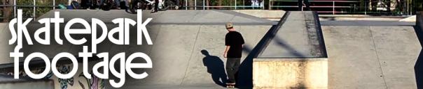 skatepark footage