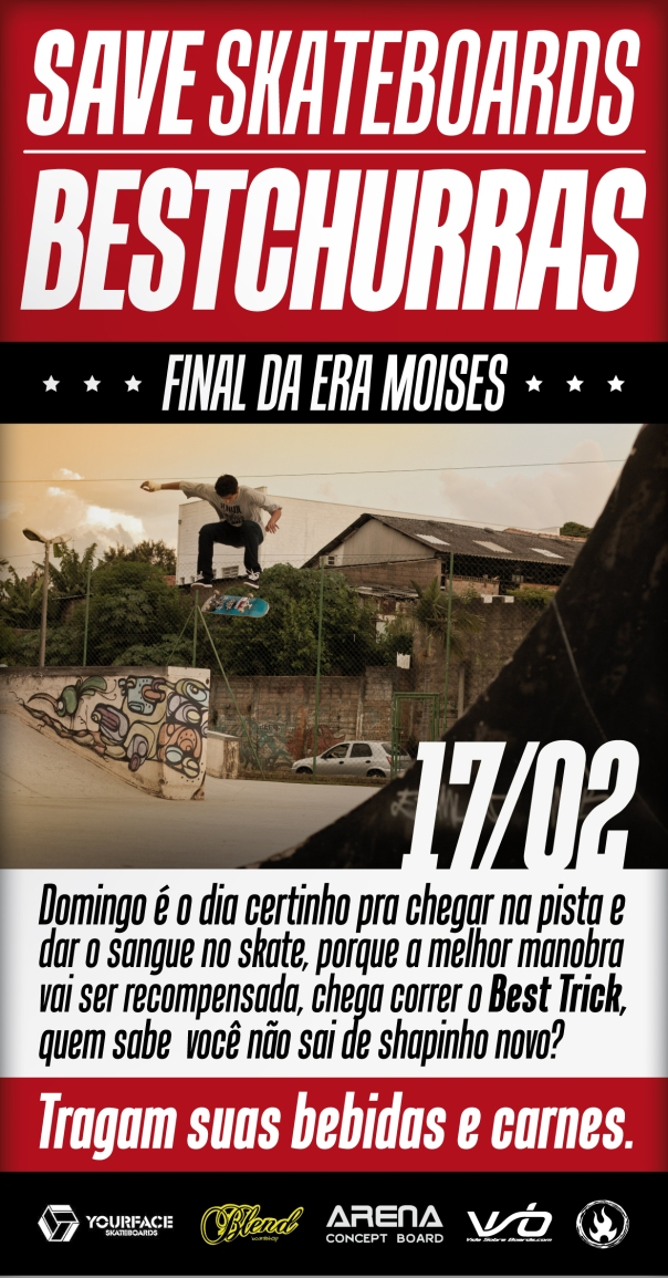 CARTAZ BEST TRICK